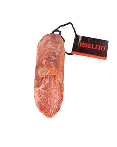 joselito lomo iberico puro di bellota 100% naturale